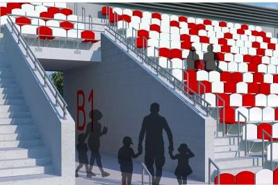 wizualizacja stadionu Polonii Bydgoszcz_UM Bydgoszcz
