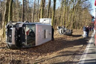 wypadek, tryszczyn, droga krajowa nr 25 - krystian andruszczenko 1