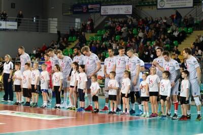 Łuczniczka Bydgoszcz - PGE Skra Bełchatów_ Łuczniczka_Andrzej Biernacki