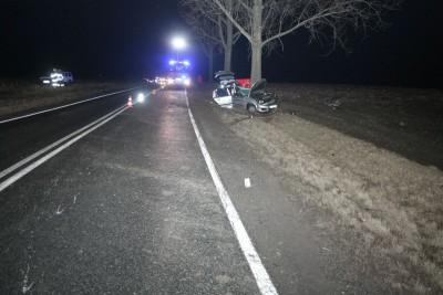 śmiertelny wypadek Chełmce_KPP Inowrocław-1