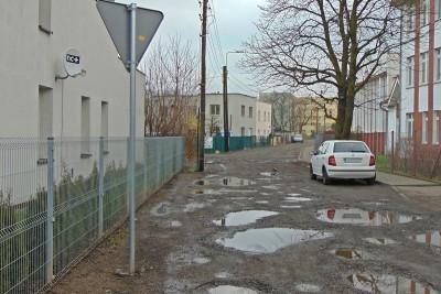drogi gruntowe Bydgoszcz