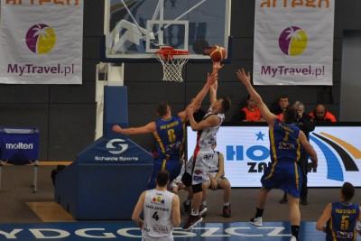 Enea Astoria Bydgoszcz - SKK Siedlce_I liga koszykarzy - SF