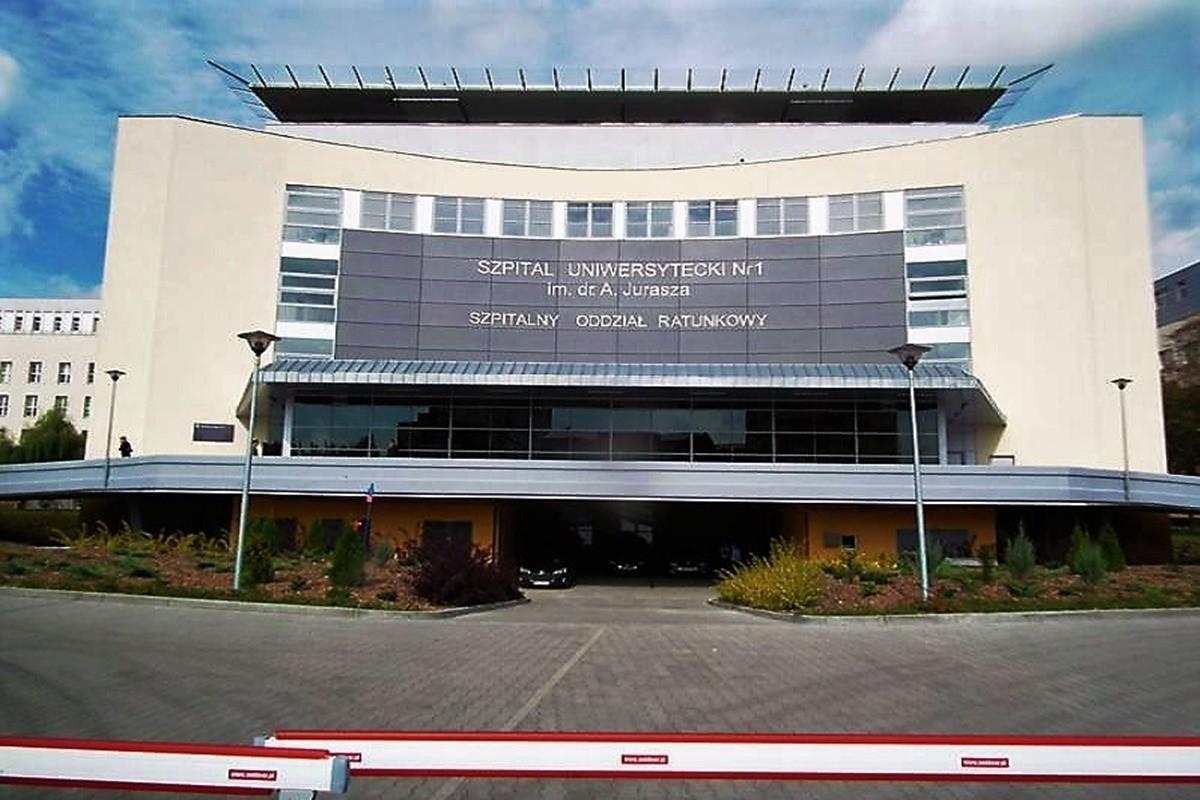Szpital Jurasza Bydgoszcz