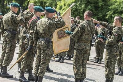 WOT, wojska obrony terytorialnej, wojsko, żołnierze - robert suchy, mon