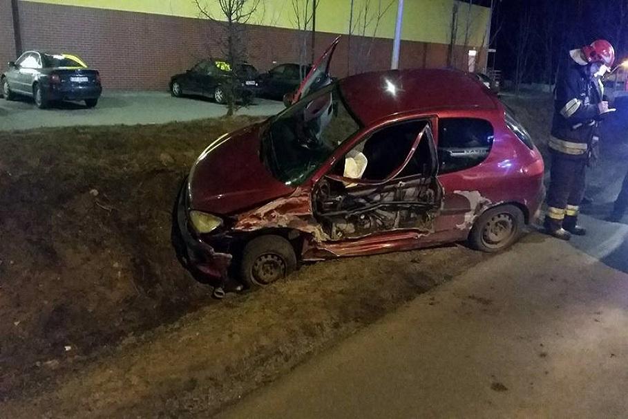 Wypadek Łochowo