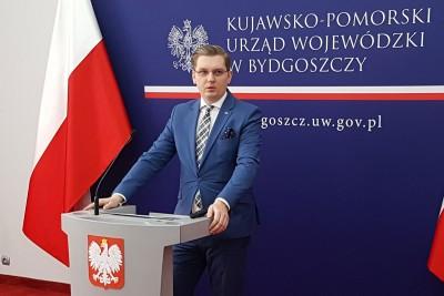 Adrian Mól Urząd Wojewódzki Bydgoszcz