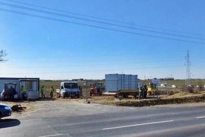 budowa restauracji McDonald's - Nakło nad Notecią_Zbigniew Kubisz1