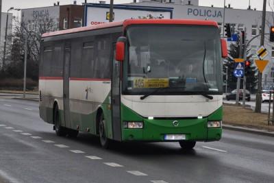 FRbus linia 405 Bydgoszcz