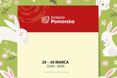 galeria pomorska, w poszukiwaniu zajączka - mat. prasowe