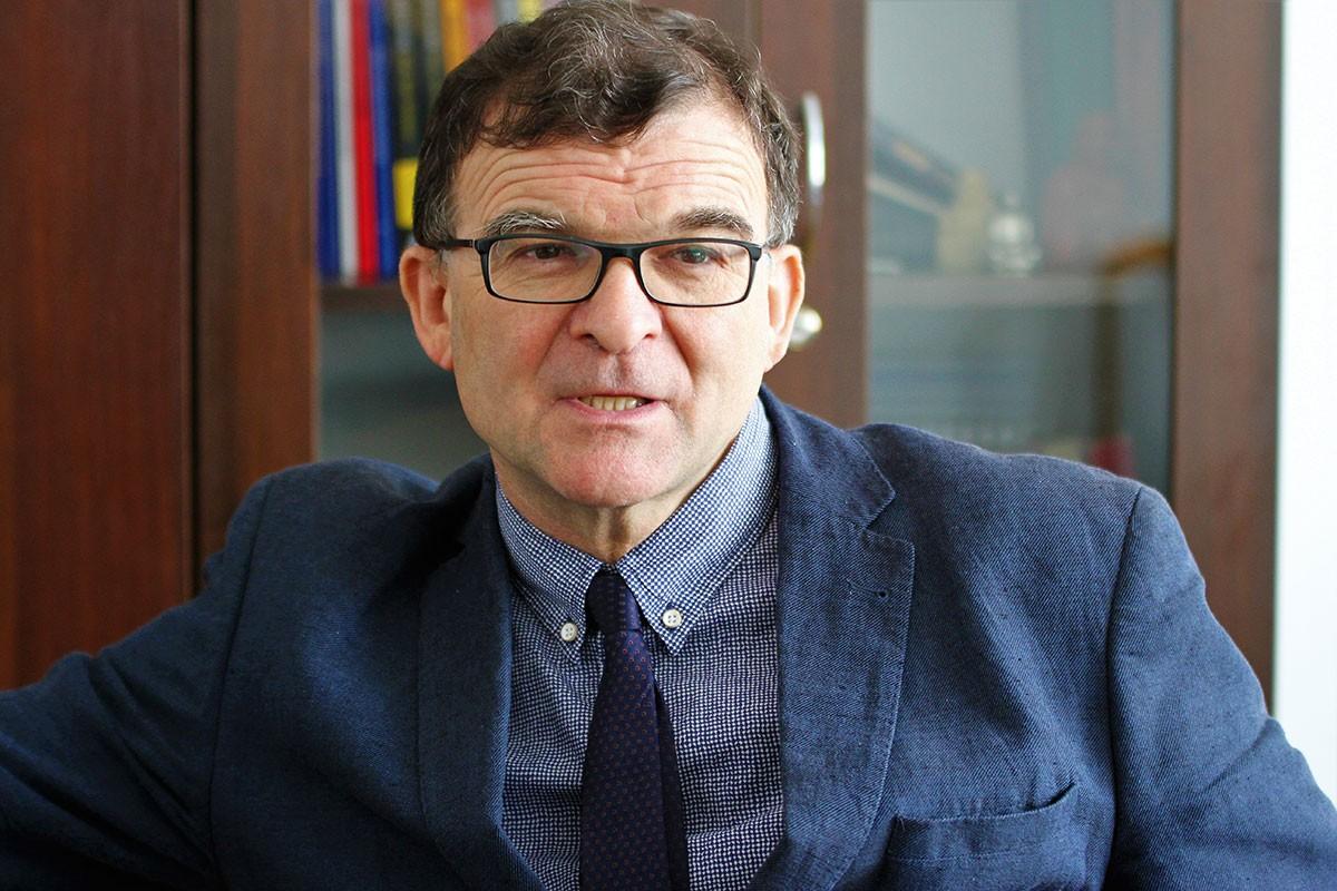 Profesor Tadeusz Wolsza UKW Bydgoszcz