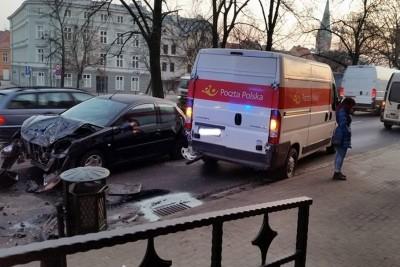 wały jagiellońskie, wypadek - krystian andruszczenko (1)