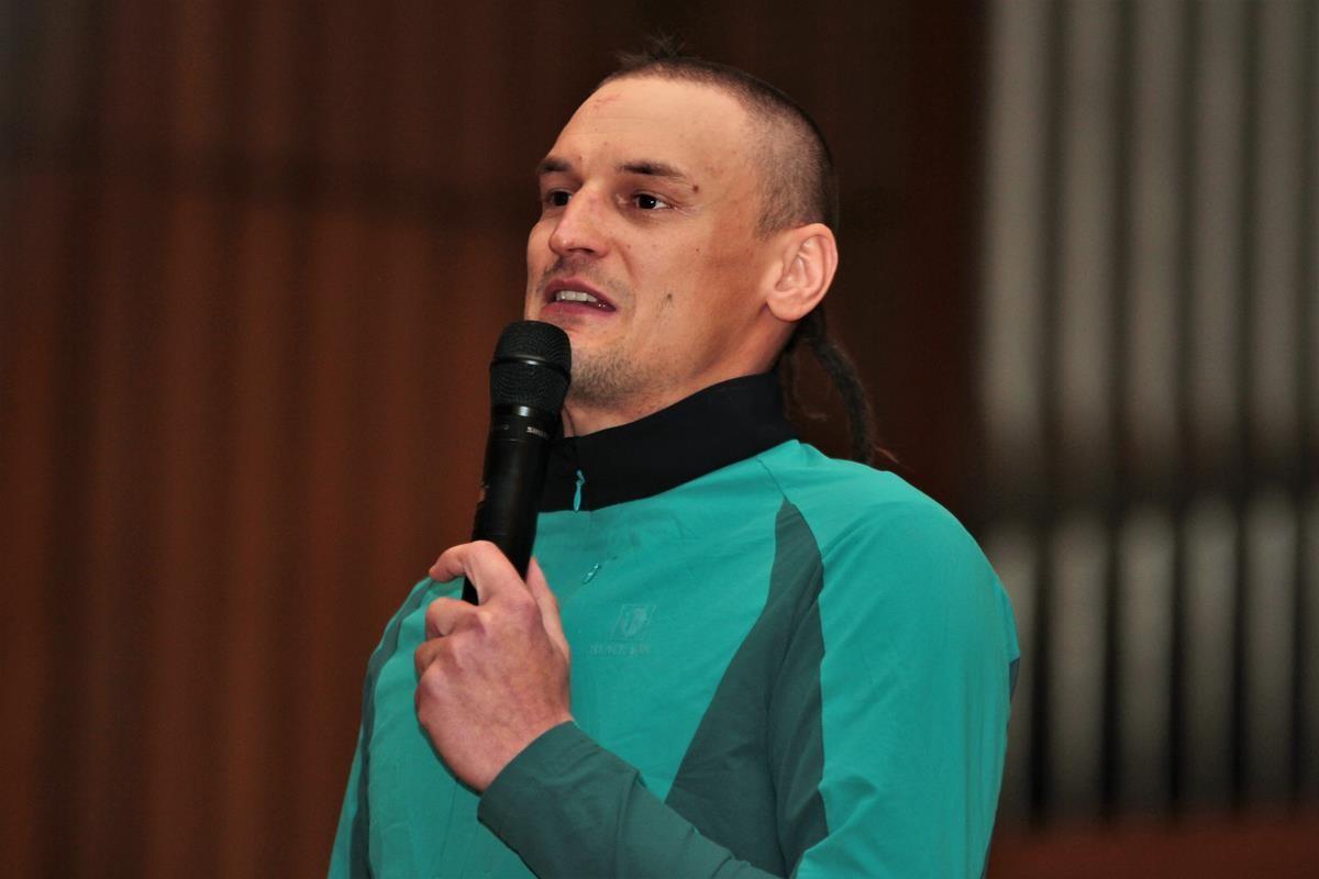 Adam Bielecki himalaista Bydgoszcz