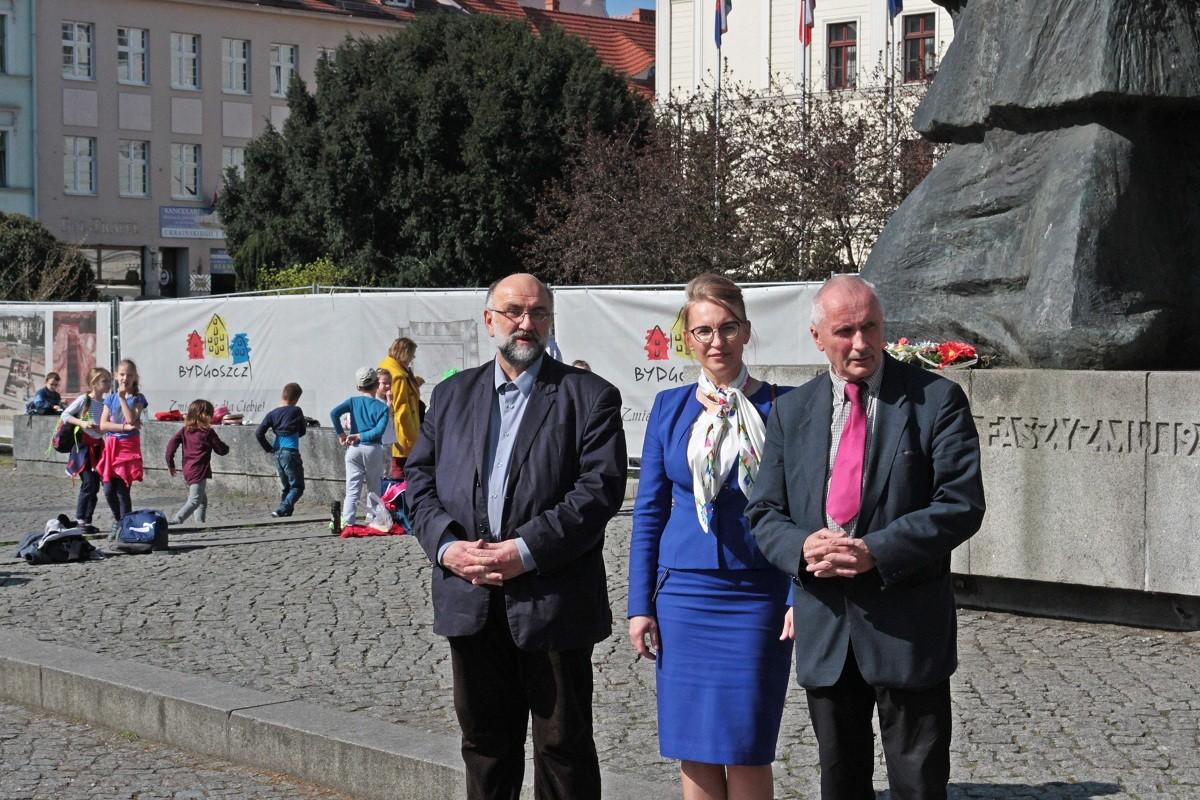 PiS Bydgoszcz Stary Rynek
