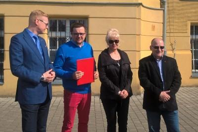 Sławomir Wittkowicz Ireneusz Nitkiewicz Ryszarda Cierzniewska Michał Stasiński