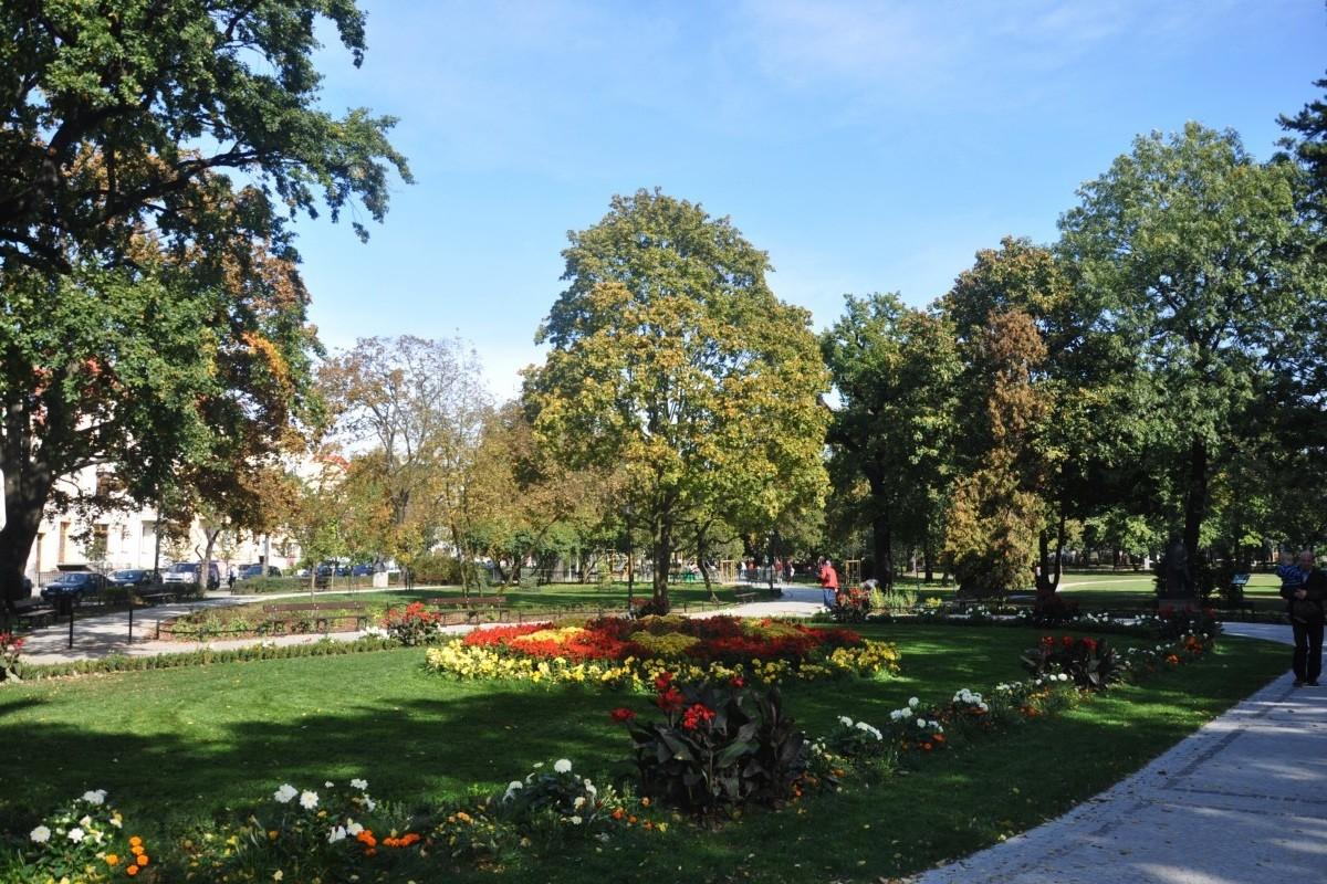 Park Kochanowskiego Bydgoszcz