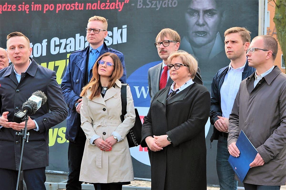 Platforma Obywatelska na Wyspie Młyńskiej_Brejza_Zwolak_Mikołajczak_Matowska_Piotrowska_Czwojda-Stasiński-SG (14)