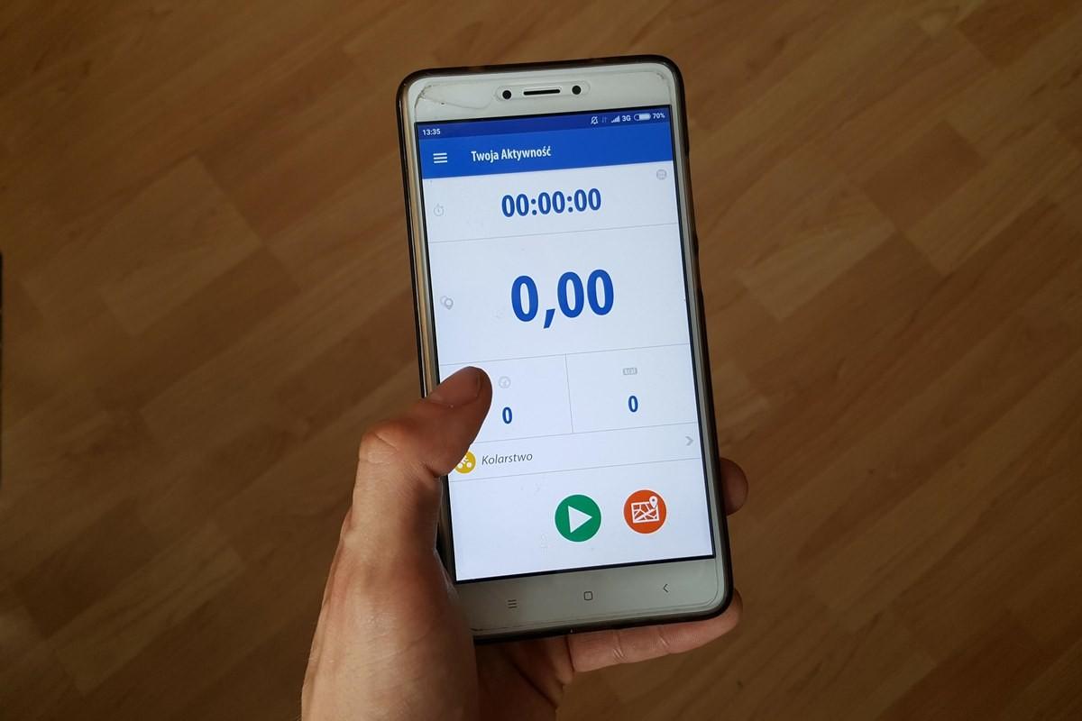 aplikacja aktywna bydgoszcz