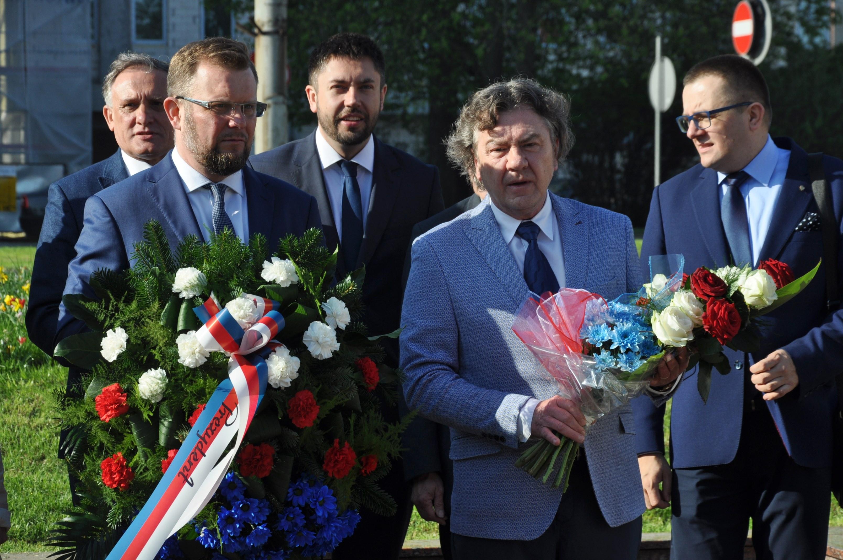 Mirosław Kozłowicz, Zbigniew Sobociński