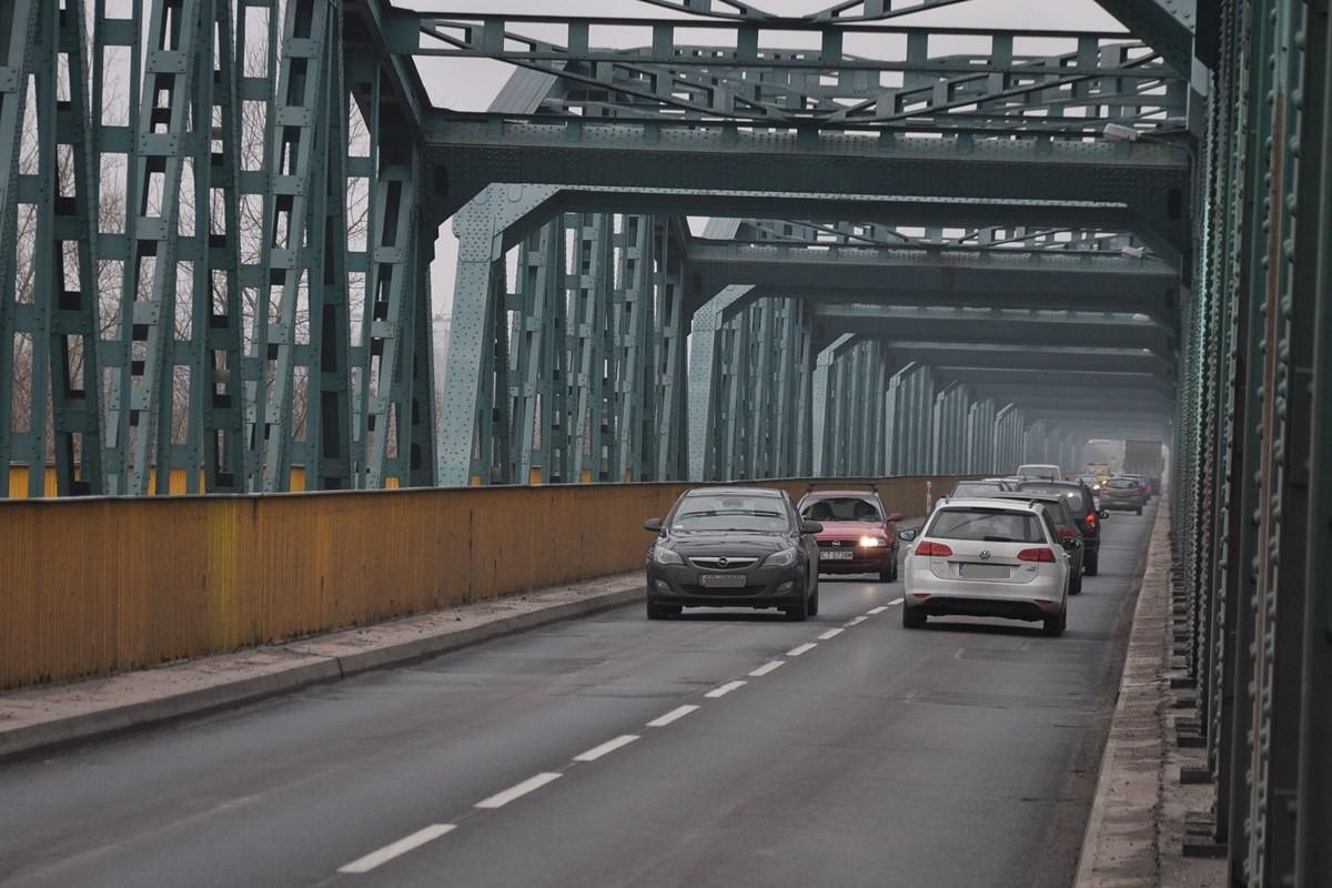 most fordoński, fordon, droga krajowa 80 - st