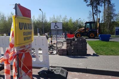 parking lotnisko Bydgoszcz