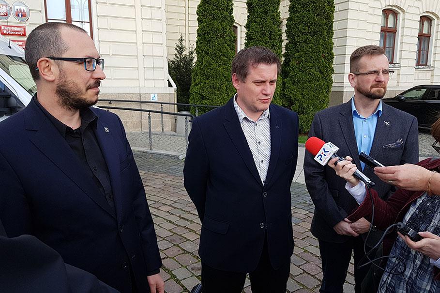 Paweł Skutecki Marcin Sypniewski Karol Kwiatkowski Bydgoszcz