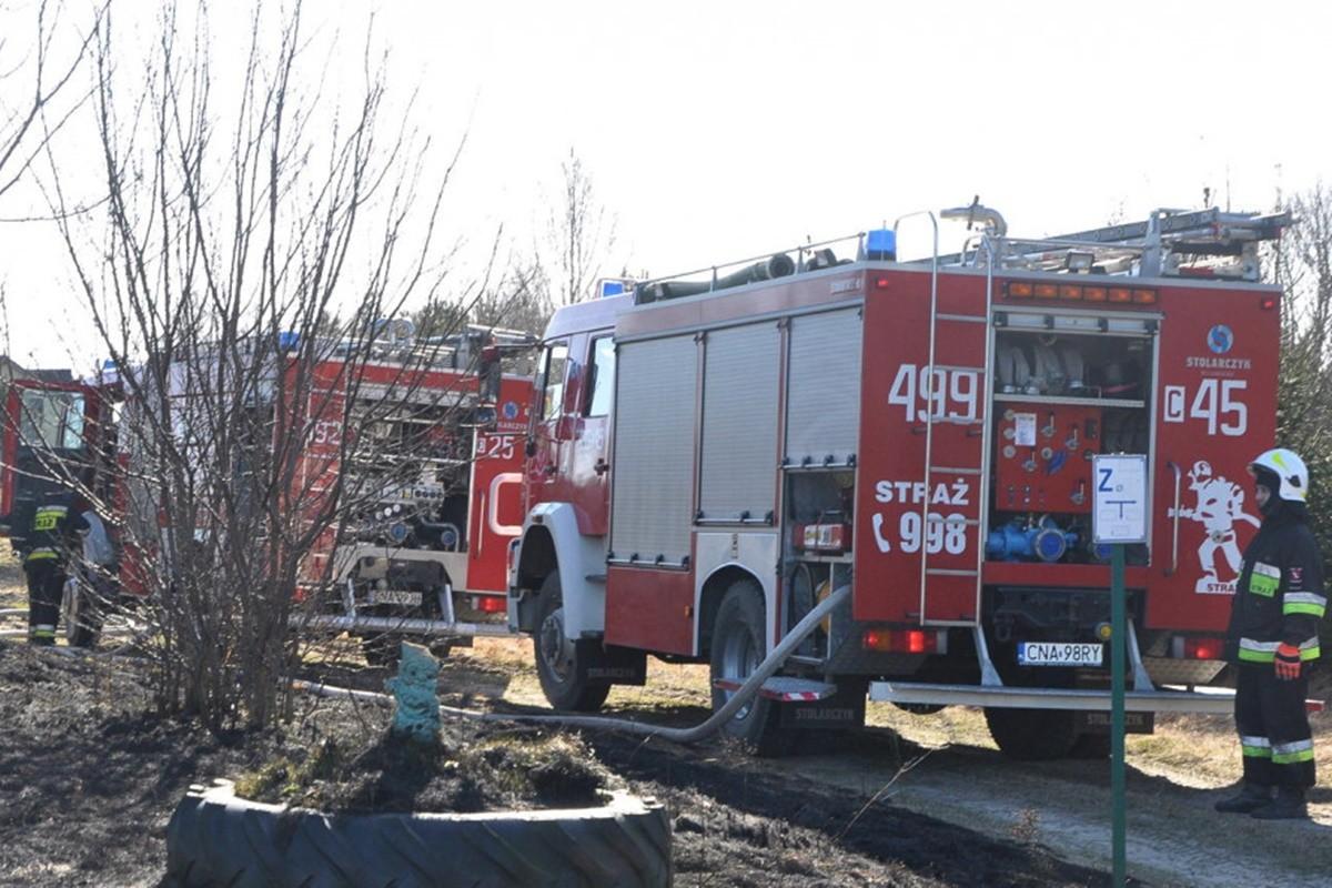 straż pożarna bydgoszcz