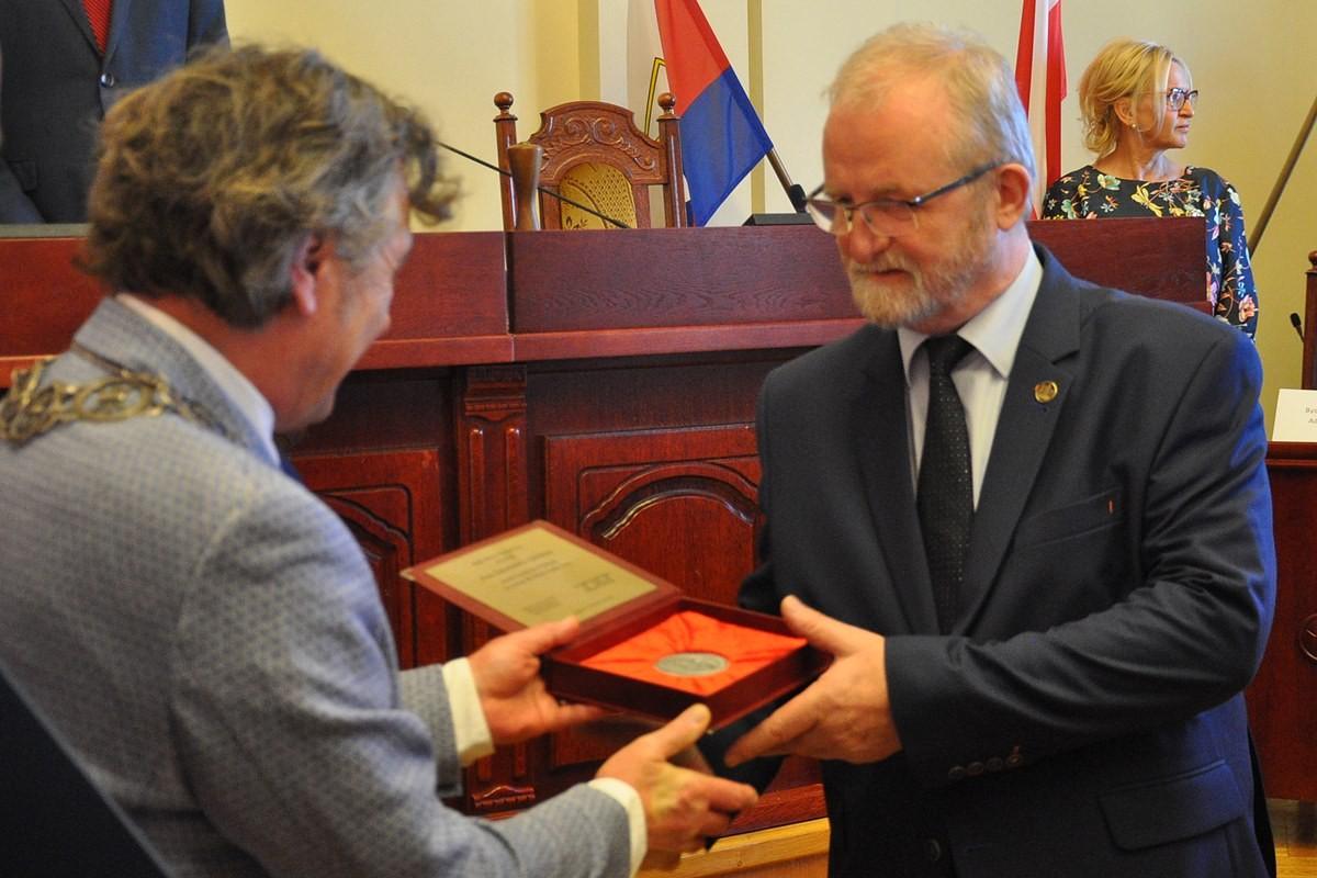 Zdzisław Tylicki Medal Kazimierza Wielkiego