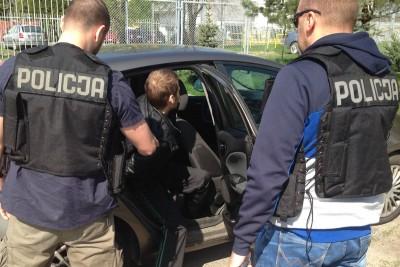 wyłudzanie pieniędzy na dowody osobiste_zatrzymanie 30-latka - KWP Bydgoszcz