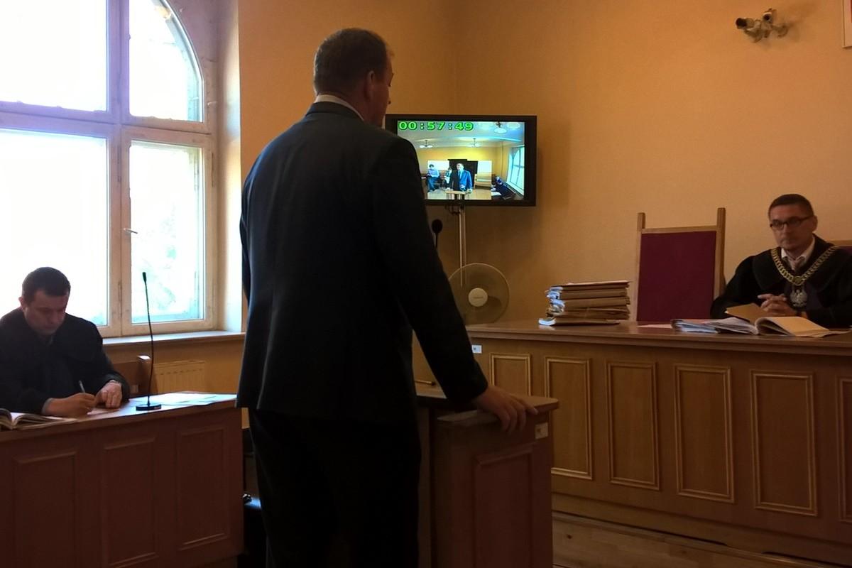 Bogdan Dzakanowski sąd