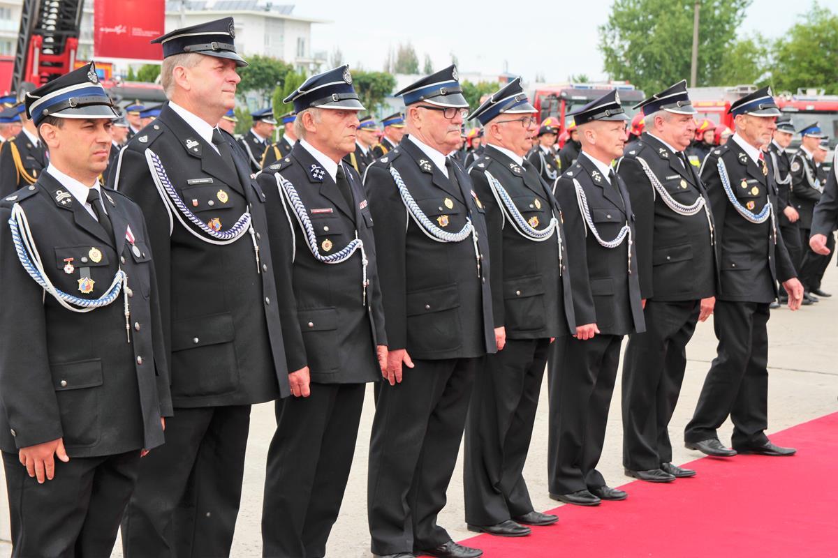 Straż pożarna_ obchody dnia strażaka