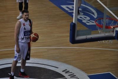 I liga koszykarzy_ Enea Astoria Bydgoszcz - SKK Siedlce_ Dorian Szyttenholm - SF (1)