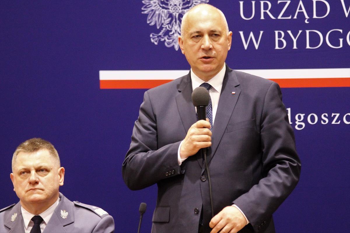 Joachim Brudziński Bydgoszcz