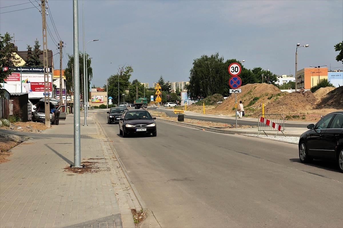 Nowe rondo na Glinki-Magnuszewska_SG (10)