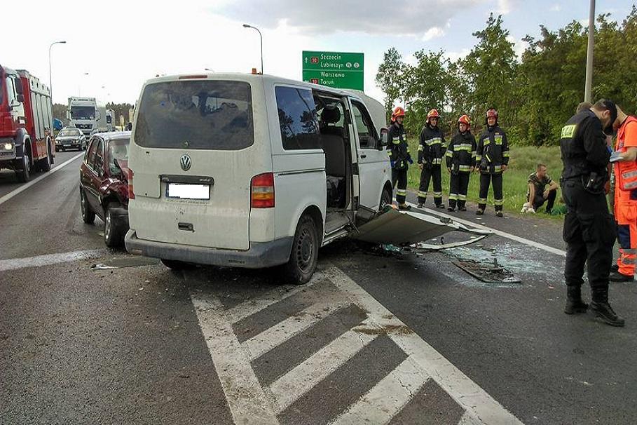 Wypadek Bydgoszcz