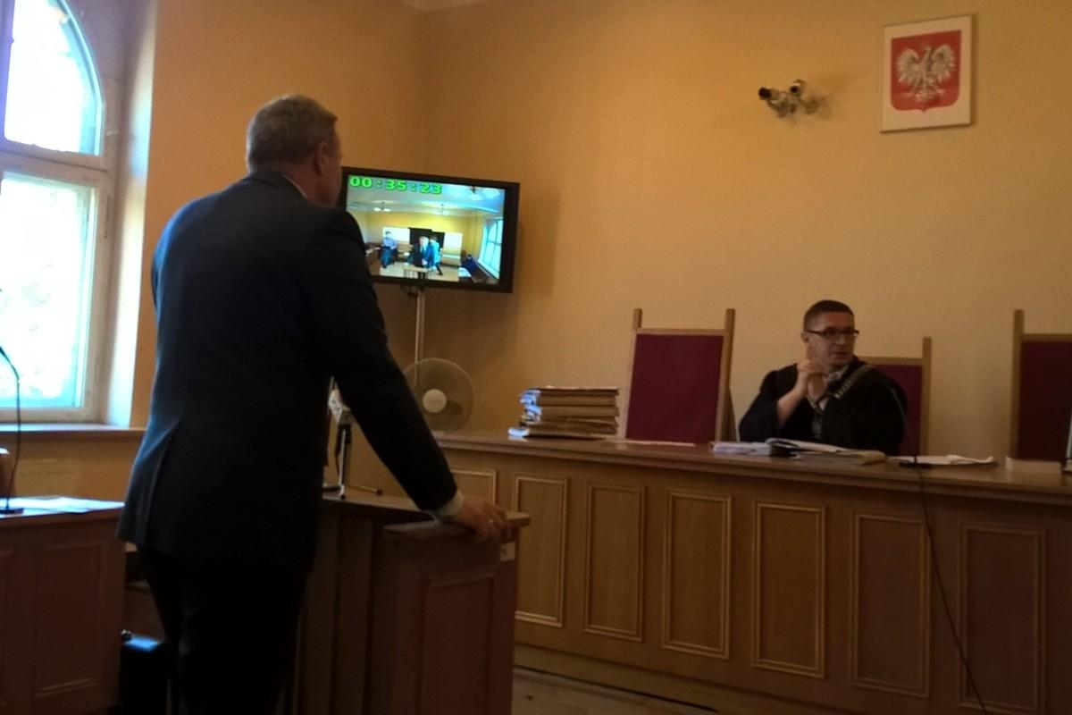Rafał Bruski sąd rejonowy