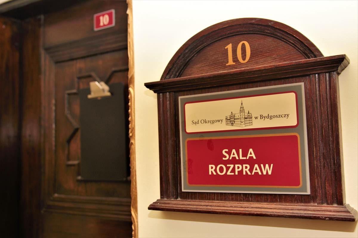 Sąd Okręgowy Bydgoszcz