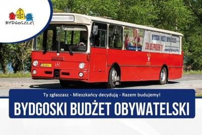 autobus, budżet  obywatelski - UMB