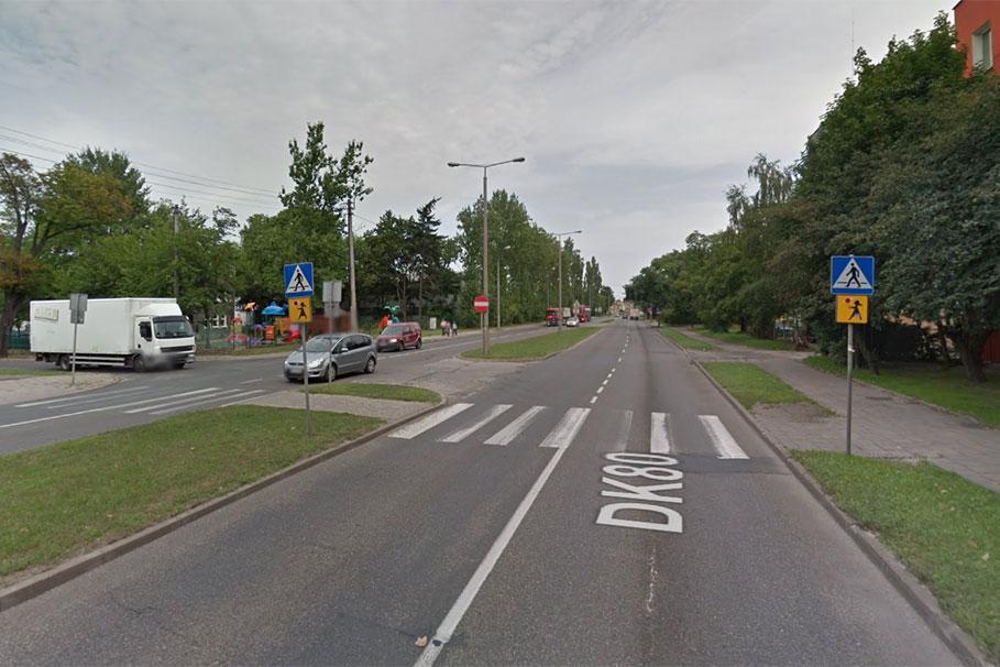 Fordońska Brzechwy Bydgoszcz