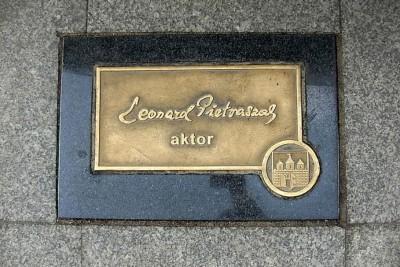 Leonard Pietraszak Bydgoszcz