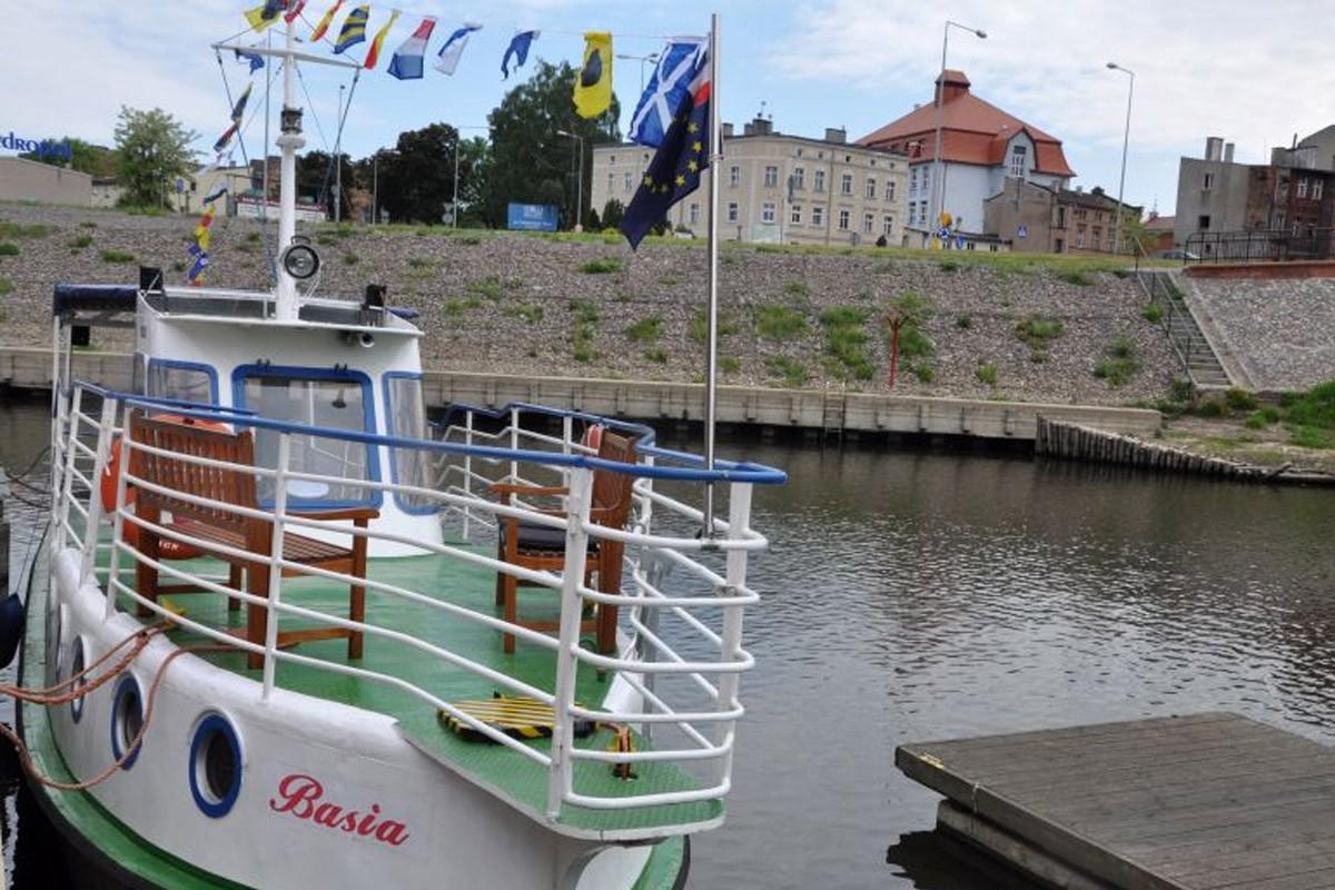 statek grudziadz