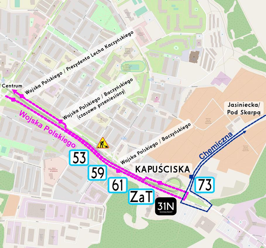 ZDMiKP Kapuściska Bydgoszcz