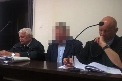 Łukasz P. - proces po tragicznym wypadku na rondzie Toruńskim_SF