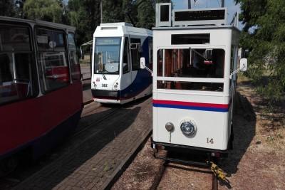 130 lecie komunikacji miejskiej w Bydgoszczy 12 BB