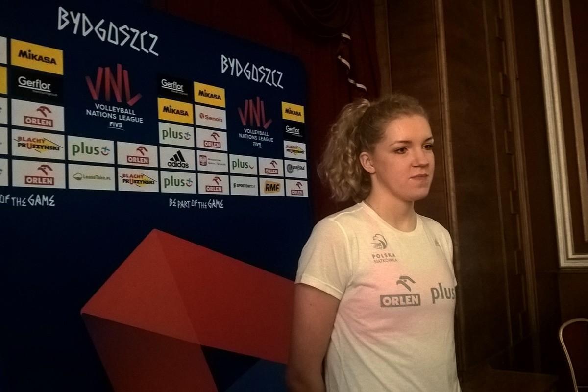 Agnieszka Kąkolewska_ reprezentacja Polski siatkarek_ SF