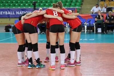 Belgia-Argentyna_ FIVB Liga Narodów Siatkarek Bydgoszcz - Belgia_ SF