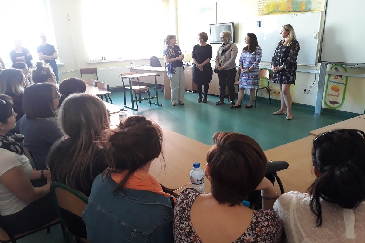 Ewaluacja w międzynarodowej szkole w Bydgoszczy1