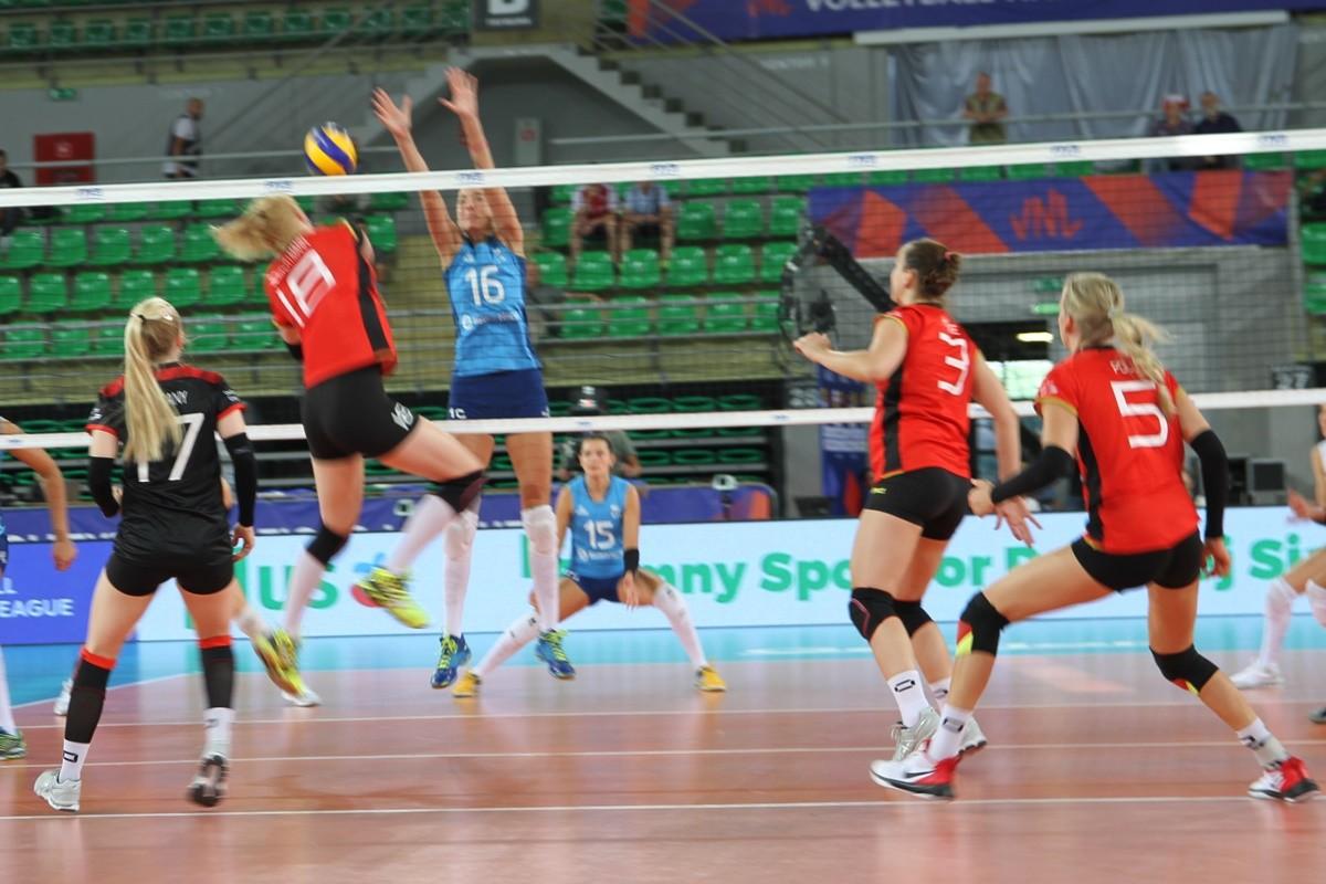 Niemcy-Argentyna_ FIVB Liga Narodów Siatkarek Bydgoszcz_ Leonie Schwertmann_ SF