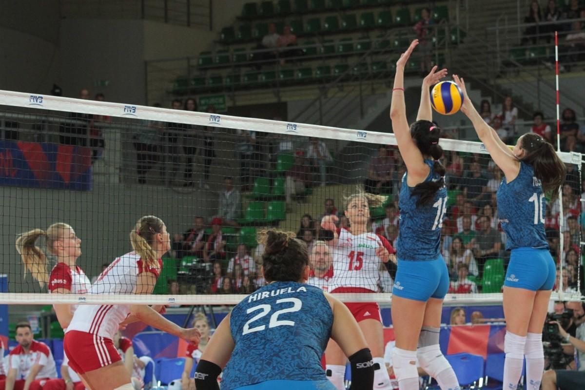Polska-Argentyna_ FIVB Liga Narodów Siatkarek_Bydgoszcz - Martyna Grajber_ SF