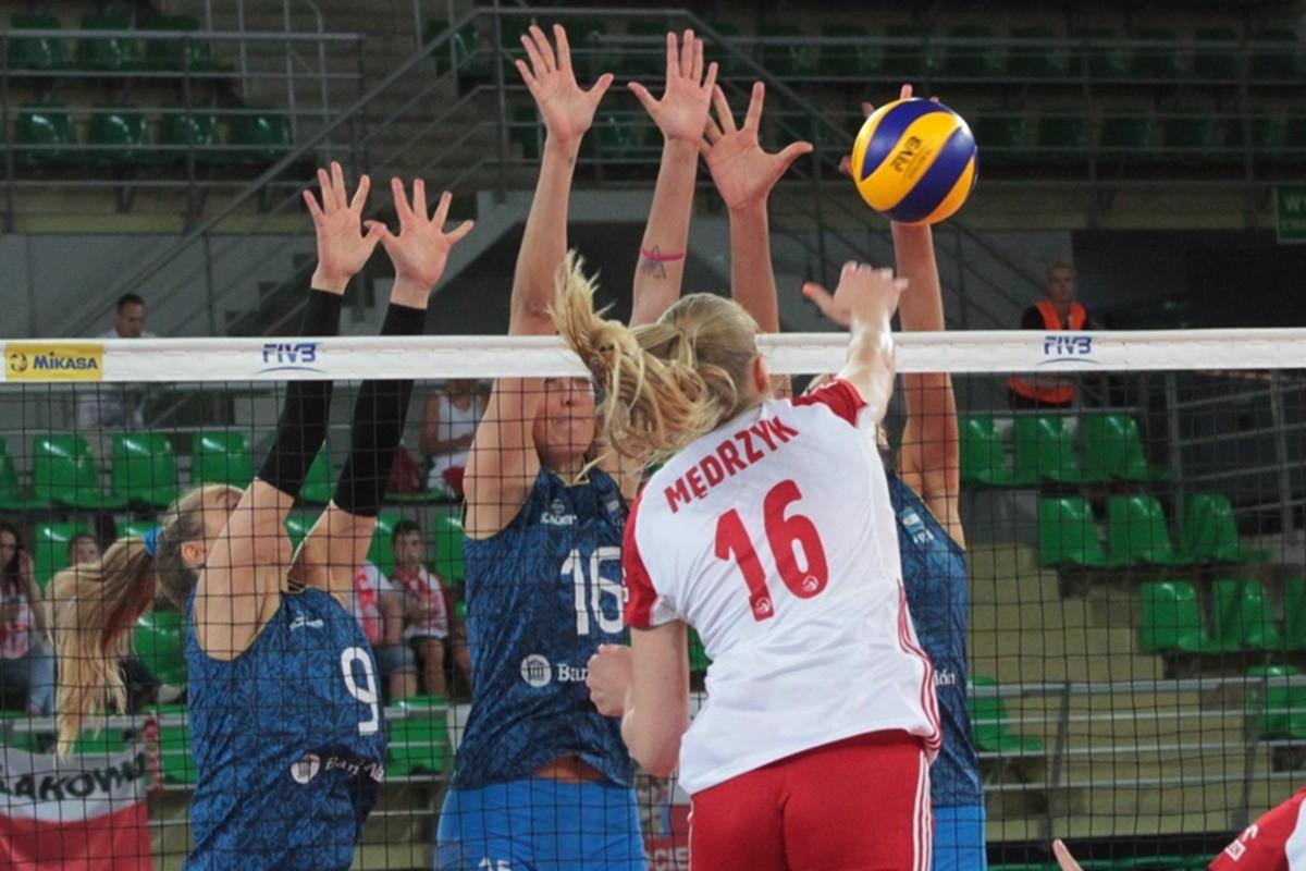 Polska-Argentyna_ FIVB Liga Narodów Siatkarek_Bydgoszcz - Natalia Mędrzyk_ SF