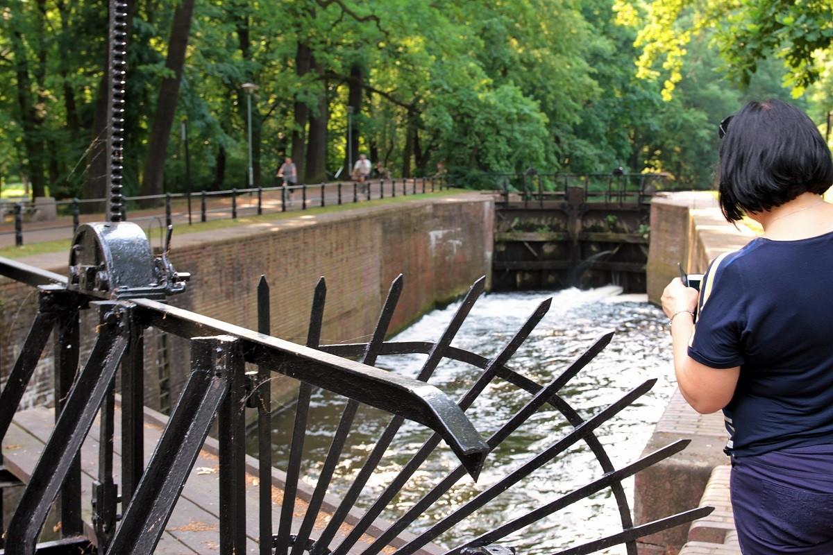 stary kanał bydgoski